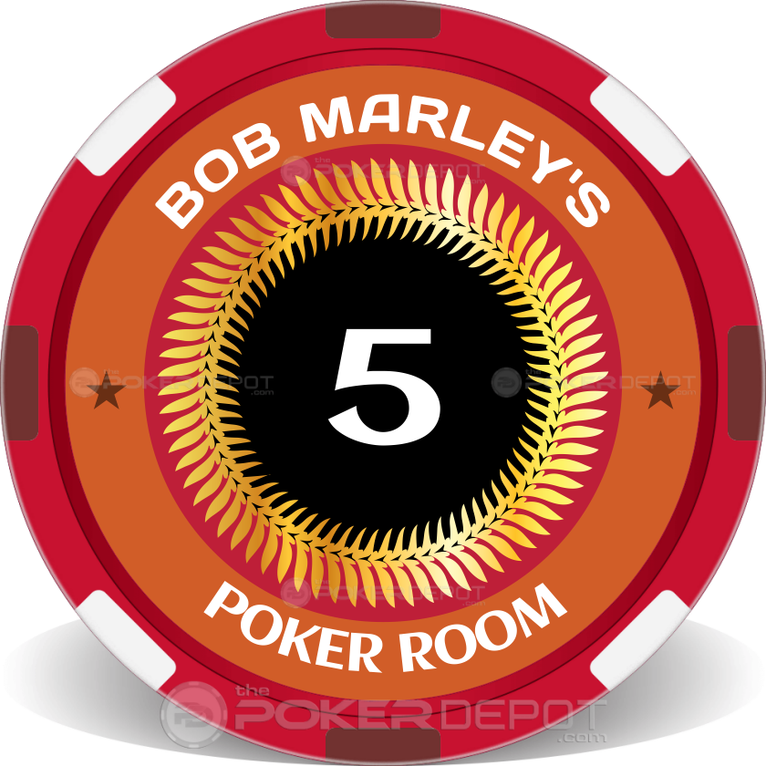 Man Cave Poker Room - Chip 1
