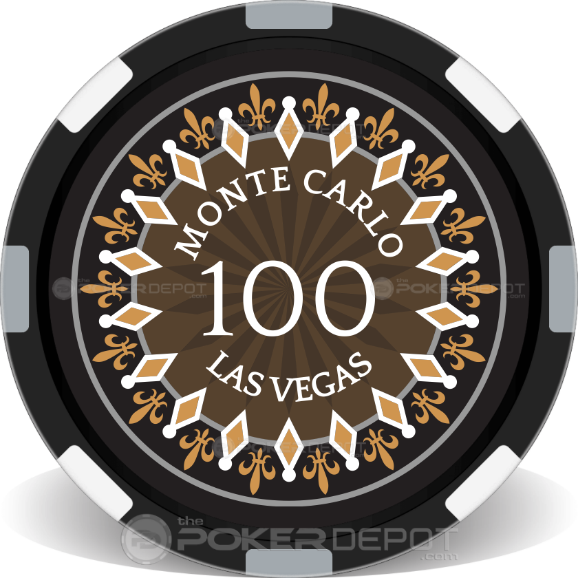 Monte Carlo Casino - Chip 3