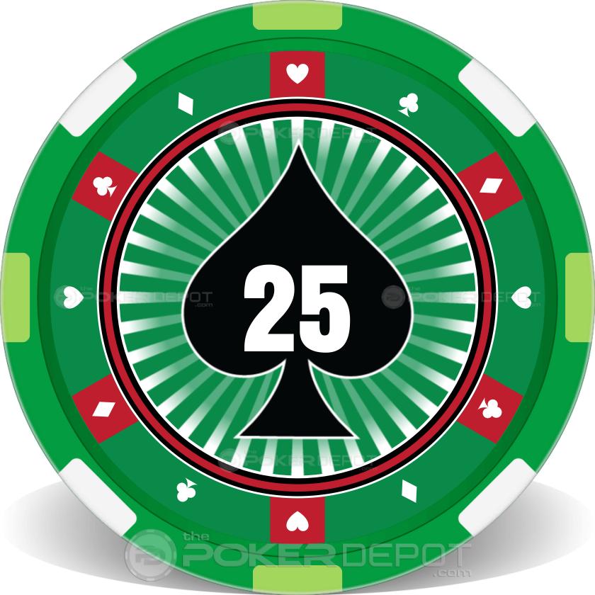 Spade - Chip 2
