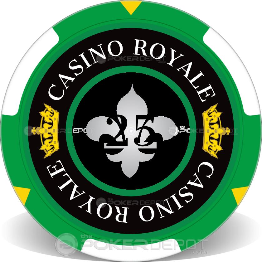 Casino Royale - Chip 2