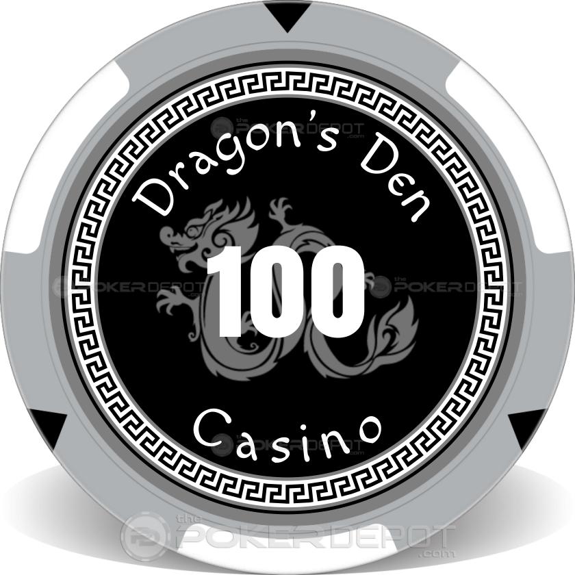 Dragon Casino - Chip 3