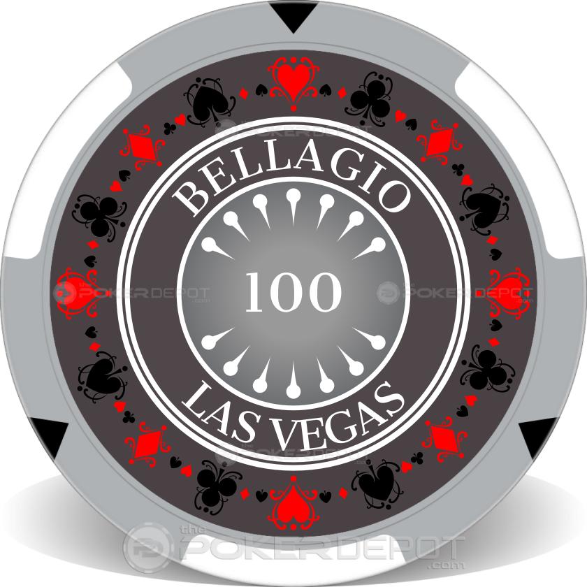 Bellagio Las Vegas - Chip 3