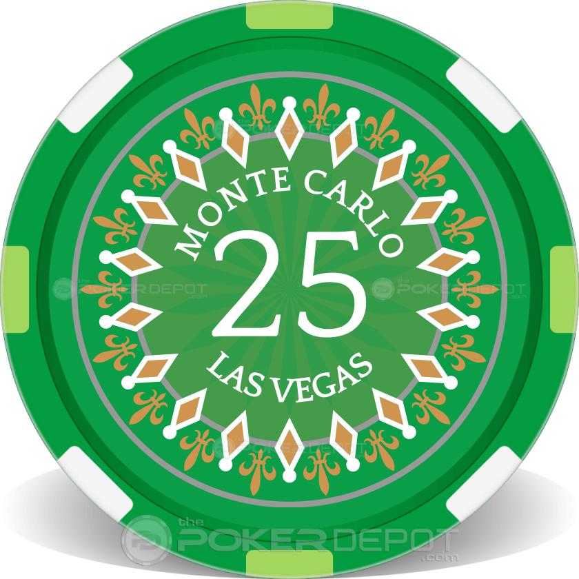 Monte Carlo Casino - Chip 2