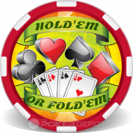 Four Aces Custom Poker Chips