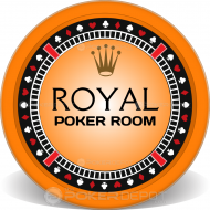Royal Poker Suits Custom Poker Chips