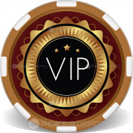 VIP Custom Poker Chips