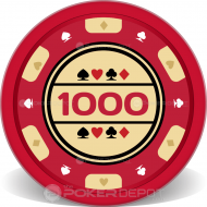 Traditional Custom Poker Chips
