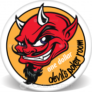Devil's Poker Room Custom Ceramic Poker Chips
