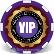 VIP Monogram Custom Clay Poker Chips