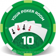 Your Poker Room Custom Clay Poker Chips