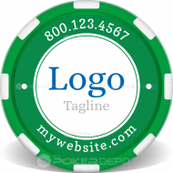 Your Logo Custom Clay Poker Chips