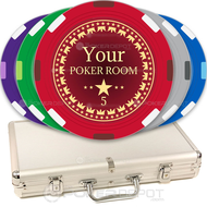 Build Your Own Custom Poker Chips Set