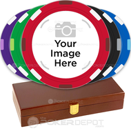 Design Your Own Custom Poker Chips Set