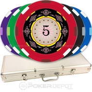 Decorative Custom Poker Chips Set