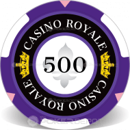 Casino Royale Clay Poker Chip