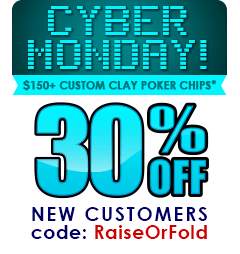 30% OFF Syber Monday Only!