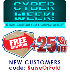 25% OFF Cyber Week Only!