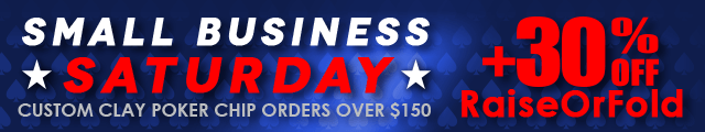30% OFF SMALL BUSINESS SATURDAY