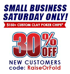 30% OFF Small Business Weekend!