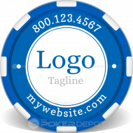 Your Logo Custom Poker Chips