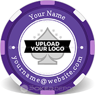 Upload Logo Personalized Poker Chips