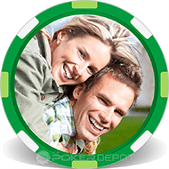 Your Image Personalized Poker Chips